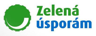 logo Zelená úsporám